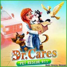 Dr. Cares Pet Rescue 911 Platinum Edition