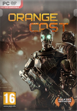 Orange Cast: Sci-Fi Space Action Game (2021)